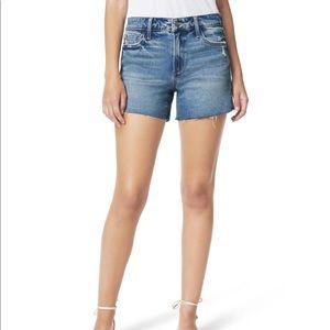 Joe's The Ozzie Distressed Cutoff Denim Shorts